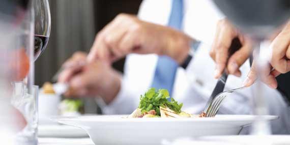 Daals Traiteurs zakelijk diner